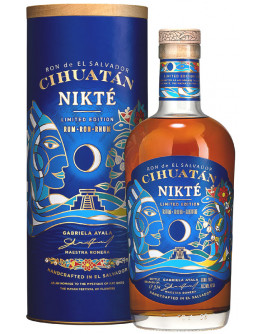 Cihuatan Ron de El Salvador Niktè Limited Edition