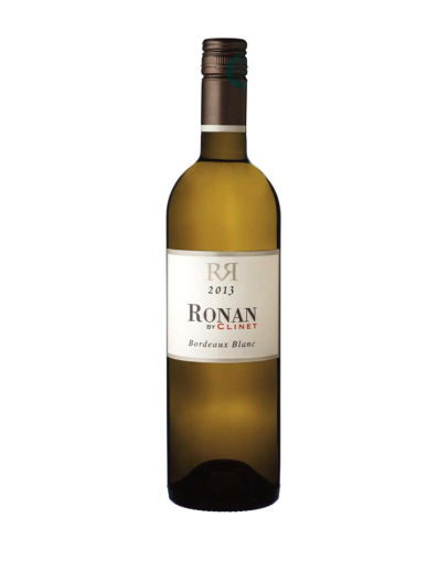 6 Bordeaux Blanc 2018 - Ronan by Clinet