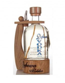 Vodka Debowa with pourer