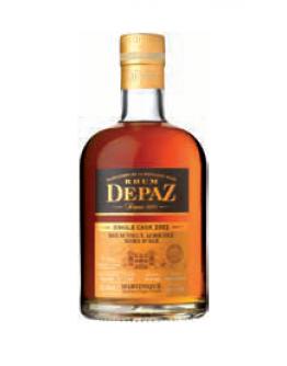 Rum Depaz 2003 Single Cask