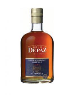 Rum Depaz 2002 Horse D'Age