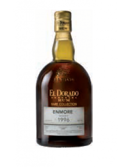 Rum El Dorado Rare Collection Enmore 1996