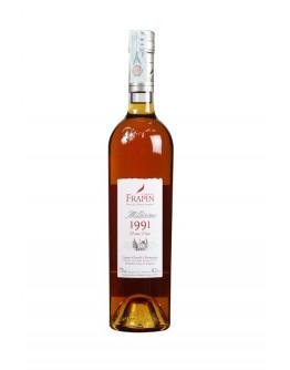 Cognac Frapin Millésime 1991 - 20 yo