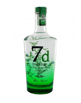Gin 7D Essential London Dry seven