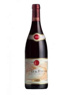 6 Côtes du Rhône Rouge 2017