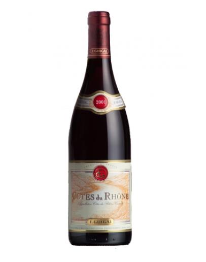 6 Côtes du Rhône Rouge 2015