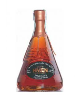 Hven Seven Stars N°3 Pechda Single Malt Whisky