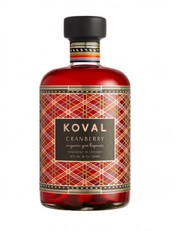 Koval's Cranberry Gin Liqueur