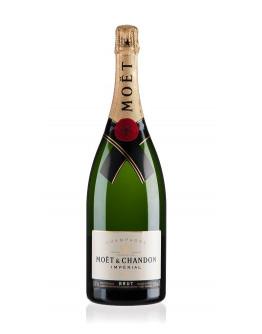 3 Champagne Moet Impèriale Magnum