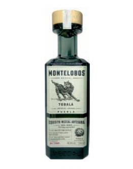 Mezcal Montelobos Tobala