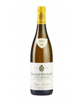 6 Chassagne-Montrachet 1er Crù Chanevottes Aoc 2012