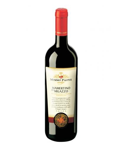 6 Mamertino Red doc Messina