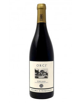 6 San Giovese igt 2018 - Orci