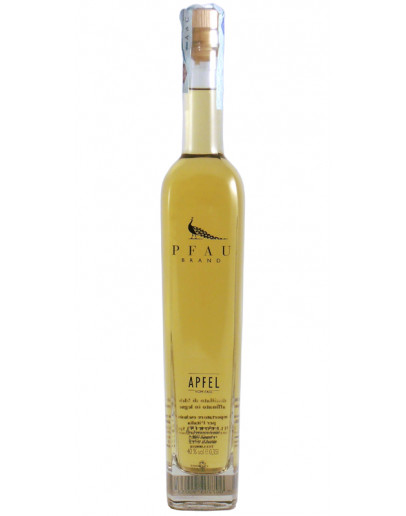 Apfelbrand (im holz) - apple distillate (aged in wood) 0,35 l