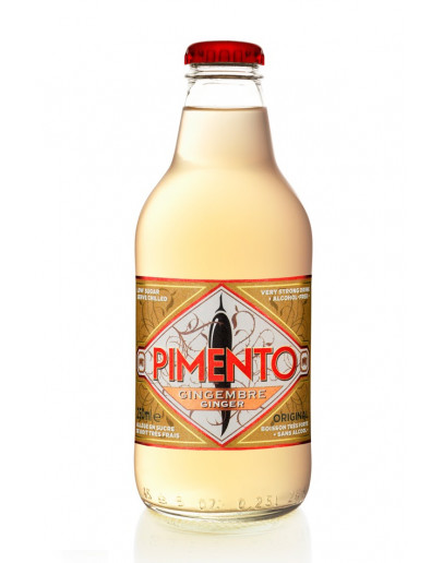 10 Pimento Ginger Beer 25 cl