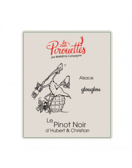 Pinot Noir De Hubert & Christian 2015