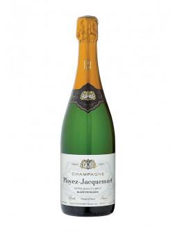6 Champagne Ployez Jacquemart Blanc de Blancs Extra Quality Brut
