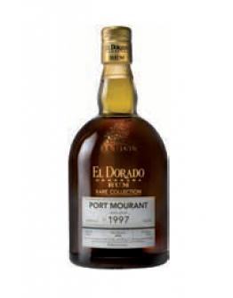 Rum El Dorado Rare Collection Port Mourant 1997