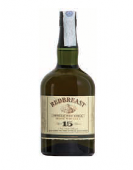 Whisky Redbreast 15 y.o.