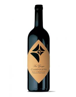 Rosso di Montalcino doc 2003 - Ciampoleto