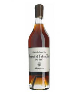 Rum Valdespino Legend Cuba