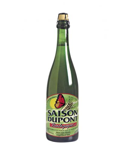 12 Birra Saison Dupont Biologique