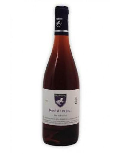 Vin de France Rosé d'un jour 2018