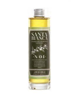 Olivenöl gelb grün Mandarine Nagel Myrte N/04
