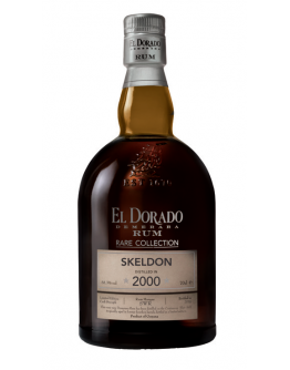 Rum El Dorado Rare Collection Skeldon 2000