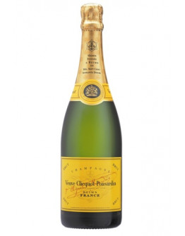 6 Champagne Veuve Clicquot Brut Yellow Label
