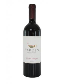 Yarden Cabernet Sauvignon 2015/16 Magnum