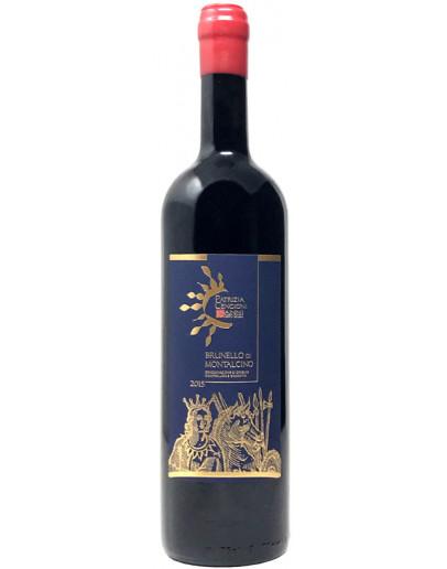 Brunello di Montalcino docg 2016 - Etichetta celebrativa 30 anni