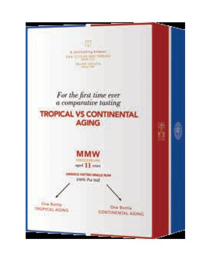 MMW Tropical/Continental Wedderburn